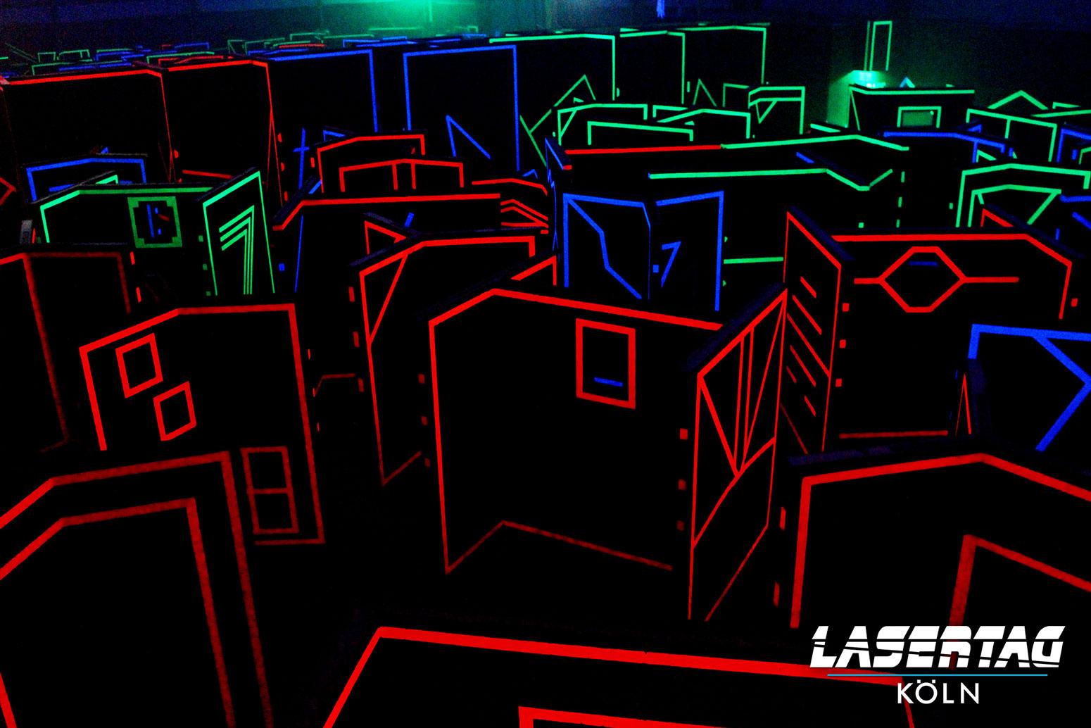 Kölner Lasertag