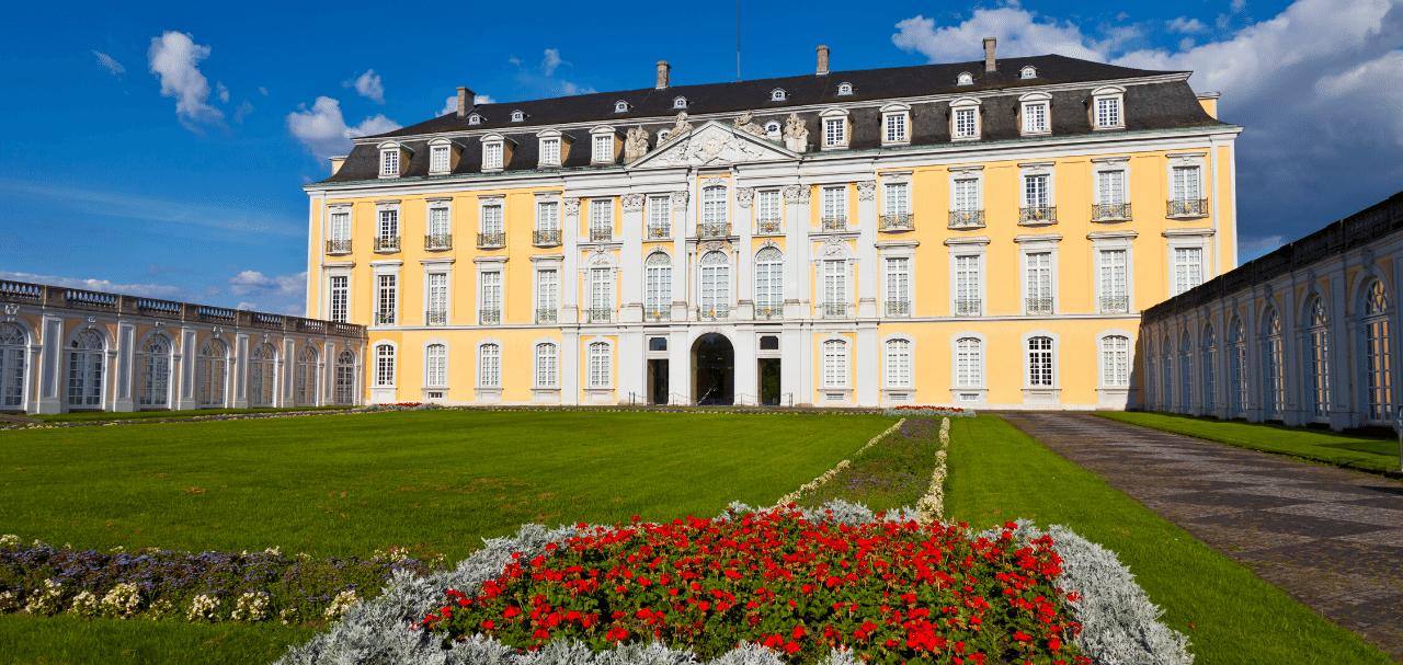 Sehenswürdigkeiten Köln Schloss Brühl