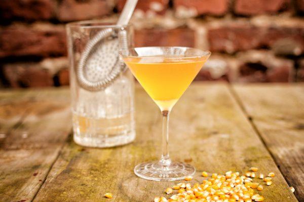 Cocktail im Little Link
